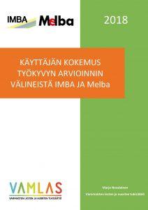IMBA ja Melba -raportin kansi