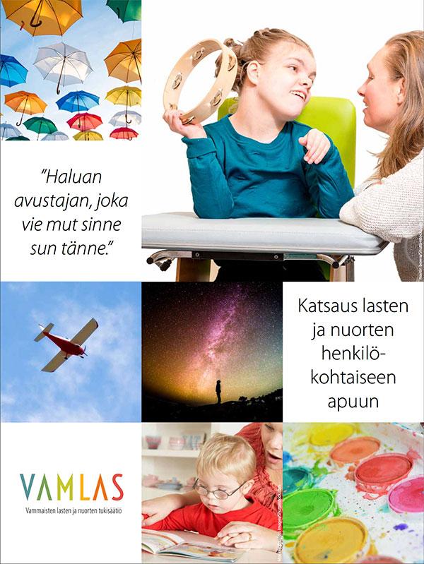 Katsaus lasten ja nuorten henkilökohtaiseen apuun - julkaisun kuva