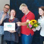 Vamlas palkitsi Suomen 4H-liiton Vastuullisessa kesäduunikampanjassa