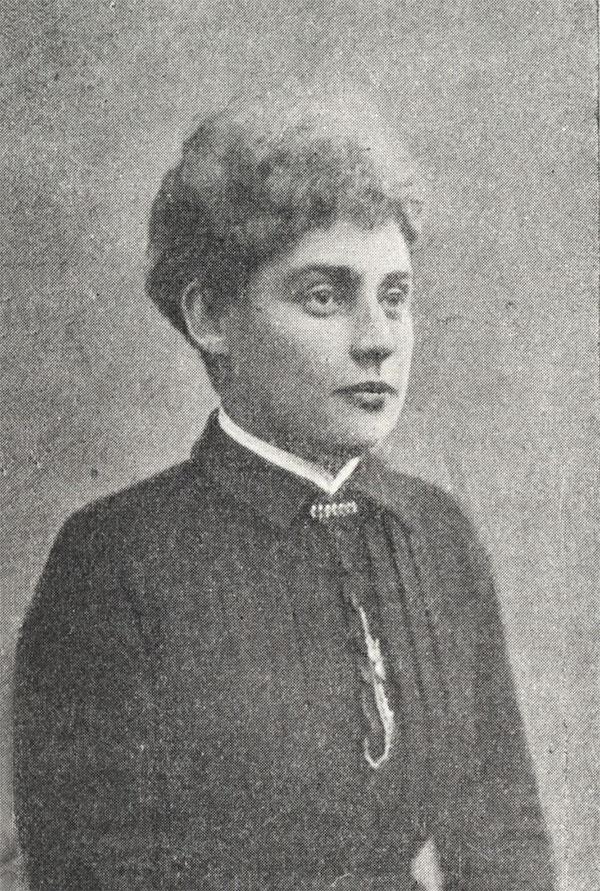 Vamlasin perustajan Vera Hjeltin kuva