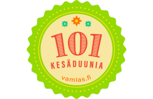 101 kesäduunia logo