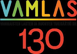 Vamlasin logo ja numero 130